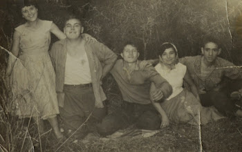 Photo: En la Jira. Proveedor: Trinidad Ayala. Año: 1957.