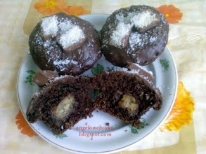 Photo: Muffinok - Bounty muffin