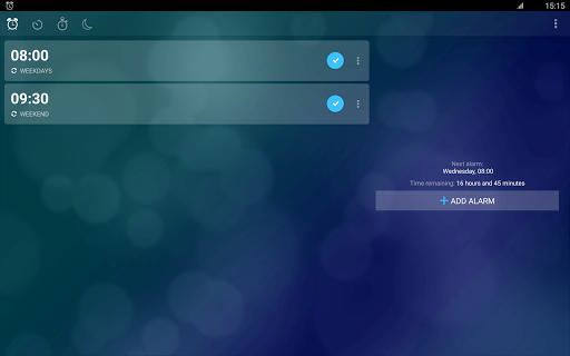 Alarm Clock Xtreme & Timer 5.9.1 screenshots 9
