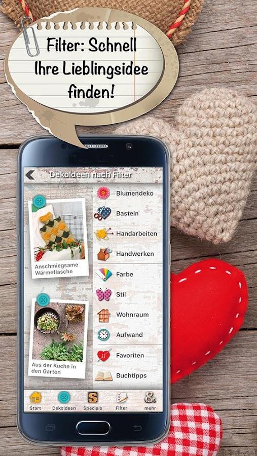 Dekoideen deko trends diy android apps auf google play for Deko trends