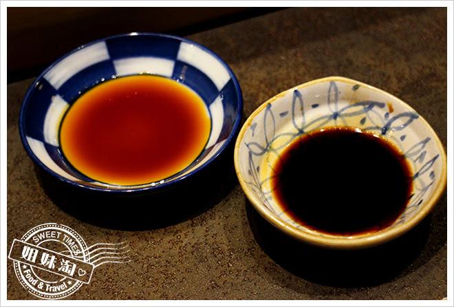 次郎本格日本料理沾醬