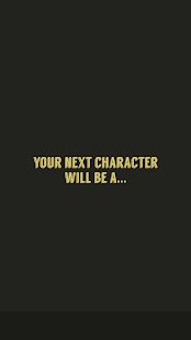 Character Design Generator Screenshot