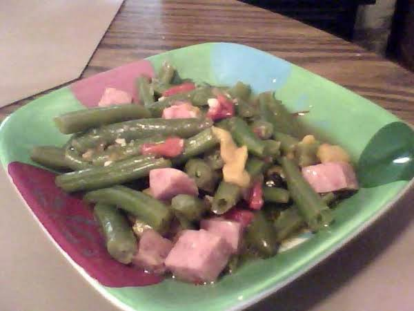 Not Your Ordinary Green Beans Recipe
