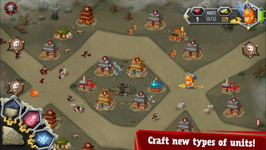 Tower Dwellers: Royal Defense 1.0 Mod APK (Unlimited) 3