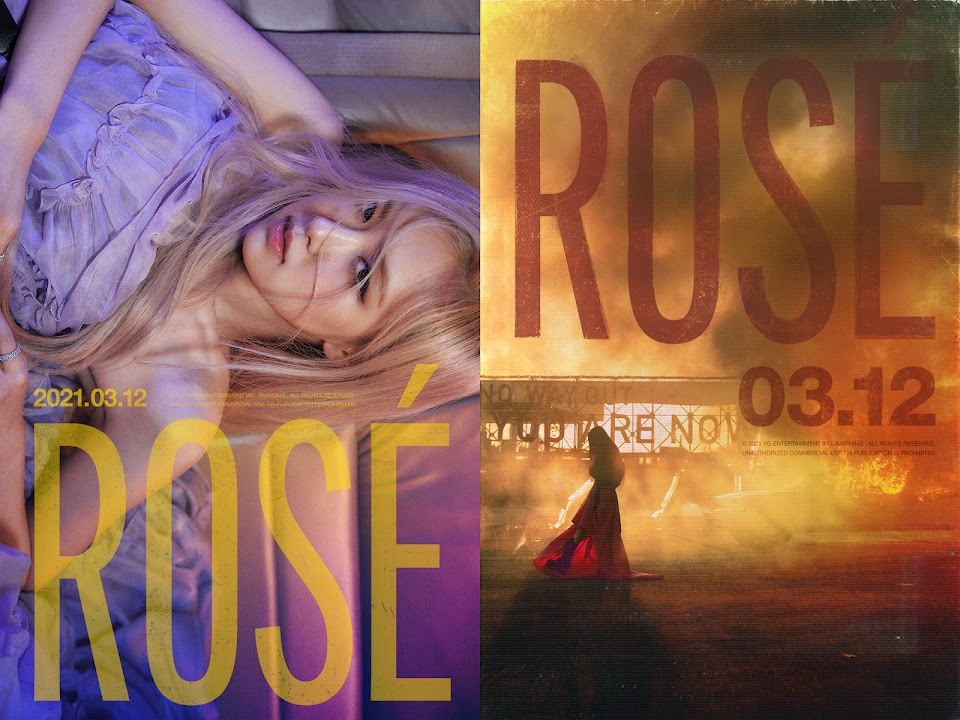 rose teaser posters