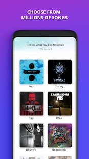 Smule - The Social Singing App Screenshot