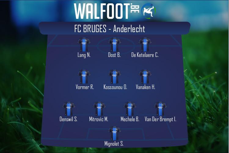 FC Bruges (FC Bruges - Anderlecht)
