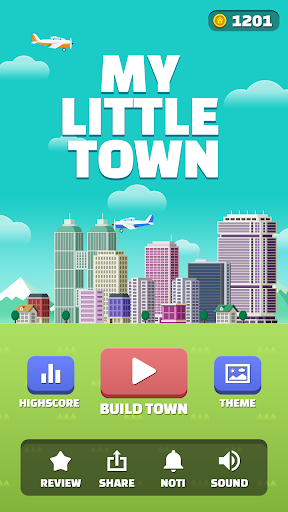 My Little Town : Number Puzzle apklade screenshots 1