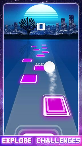 Blackpink Hop KPOP EDM Tiles Game 2020 android2mod screenshots 4