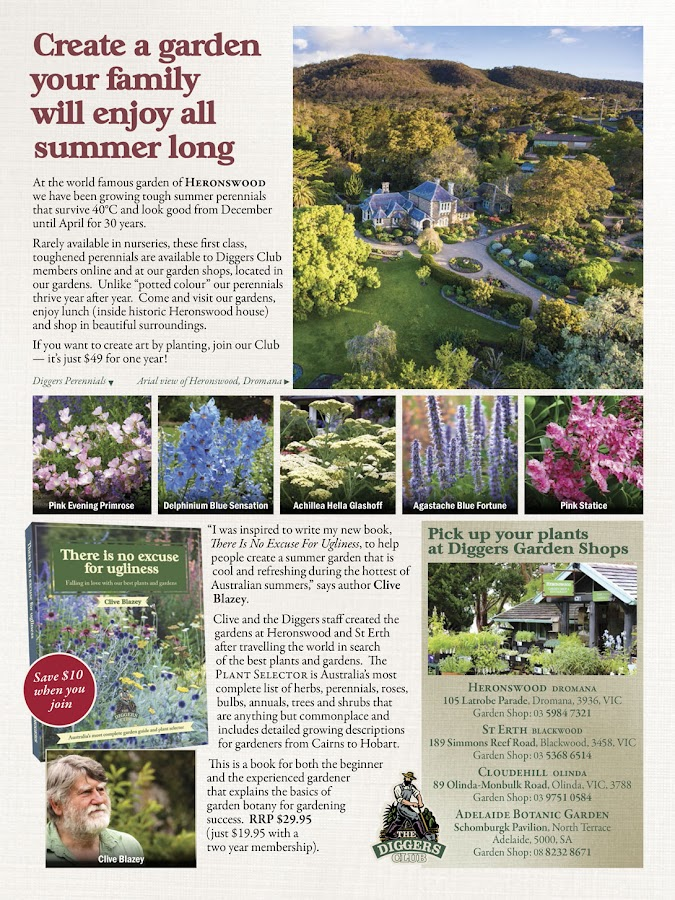 ABC Organic Gardener Magazine- screenshot