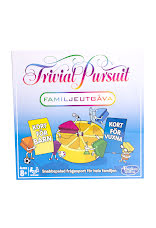 Spel, Trivial Pursuits Family
