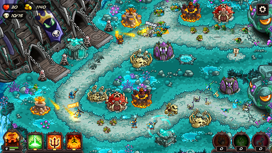 Kingdom Rush Vengeance Apk Download For Android and Iphone 6