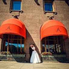 Wedding photographer Fedor Ermolin (fbepdor). Photo of 14.08.2017