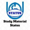IGNOU Study Material Status icon