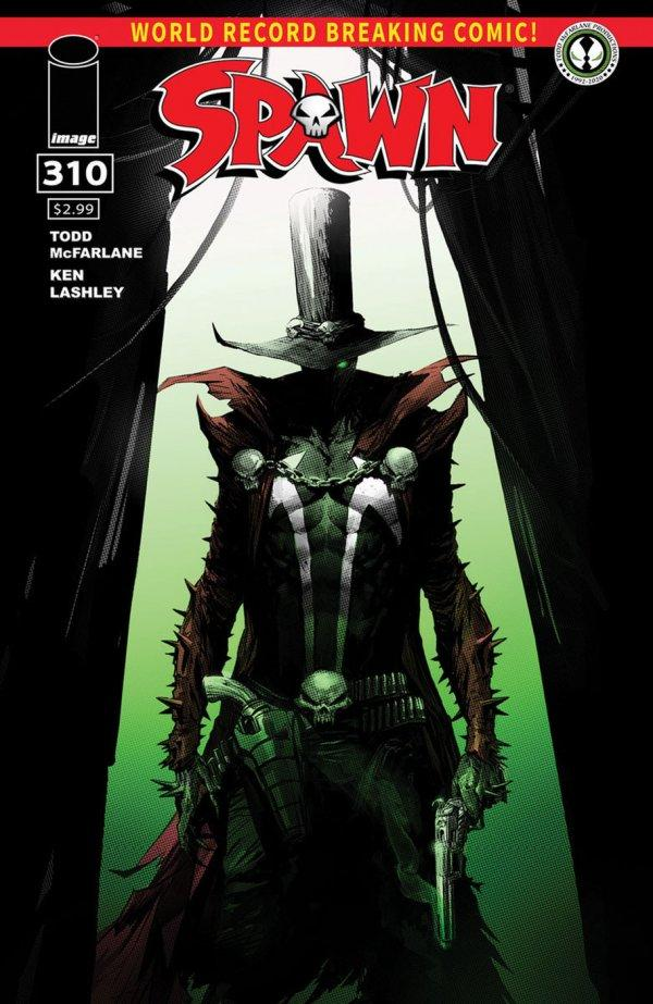 spawn, image comics, the army of spawns