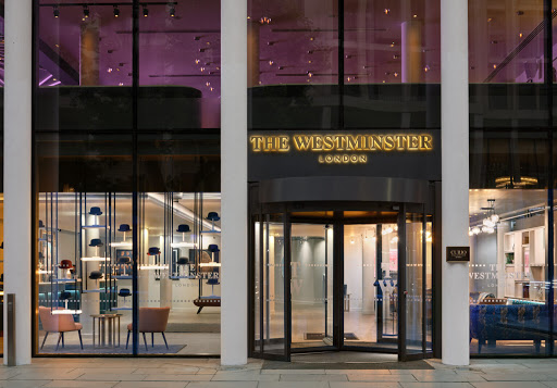 The Westminster London, Curio collection by Hilton hotel review