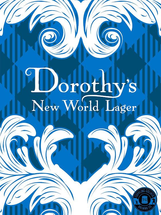 Logo of Toppling Goliath Dorothy's
