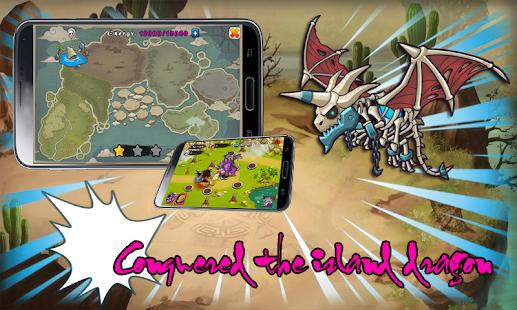 Dragon Island - Dragon Legends - náhled