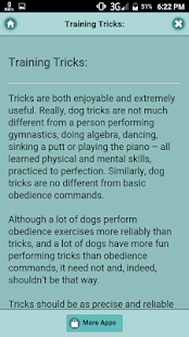 Dog Training Tricks - náhled