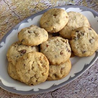 Pecan Praline Cookies With Variations