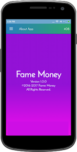 Fame Money - náhled