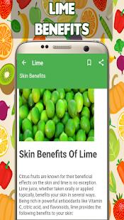 Lime Benefits - náhled