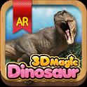 3D Magic Dinosaur