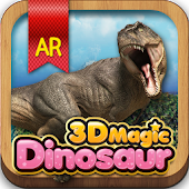 3D Magic Dinosaur