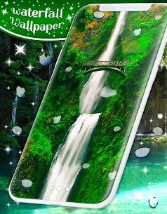 Waterfall Live Wallpaper 💧 Water 4K Wallpapers 1