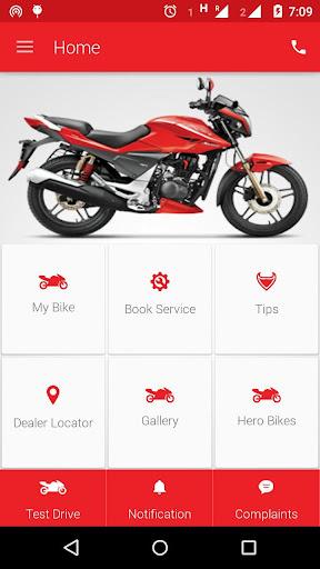 Hero App ss2