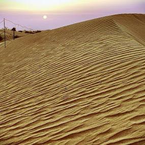 Tattoine by Thomas Nicola - Landscapes Deserts
