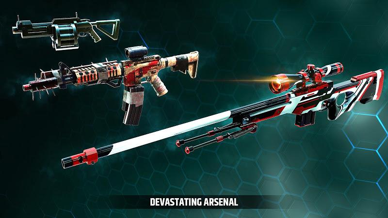 Cover Fire: shooting games Screenshot 3