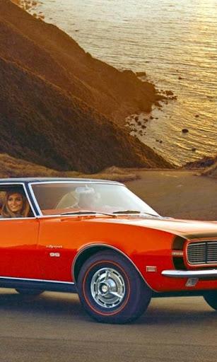 壁纸雪佛兰复古车