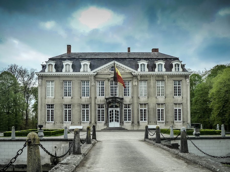 A Baron's Home by Kurt De Somviele - Buildings & Architecture Public & Historical ( history, vintage, castle, palace, buidling )