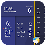 Detailed weather dashboard