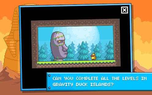 Gravity Duck Islands Screenshot