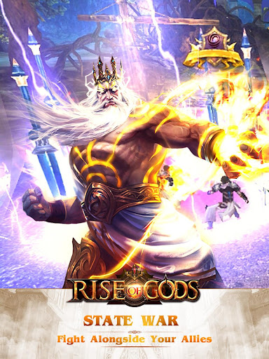 Rise of Gods - A saga of power and glory 1.0.3 screenshots 2