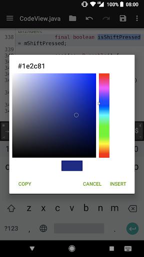 Quoda Code Editor 2.0.0.7 Screenshots 5