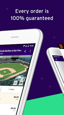 StubHub - Tickets to Sports, Concerts & Events - screenshot