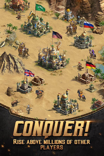 Conquerors: Clash of Crowns Android app 15