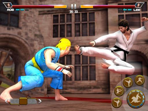 Karate Fighting 2020: Real Kung Fu Master Training  screenshots 5