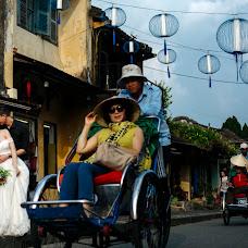 Wedding photographer Vuong Tran (Vuong). Photo of 07.11.2017