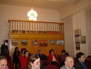Photo: A közönség klasszikus barokk zenét hallgat.
