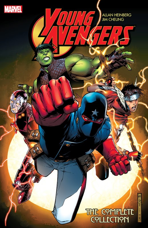 Young Avengers by Allan Heinberg and Jim Cheung: The Complete Collection (2016)
