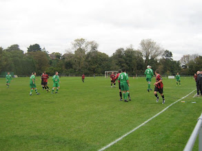 Photo: 17/10/09 v Canterbury City (KCLP) 1-2 - contributed by Justin Holmes