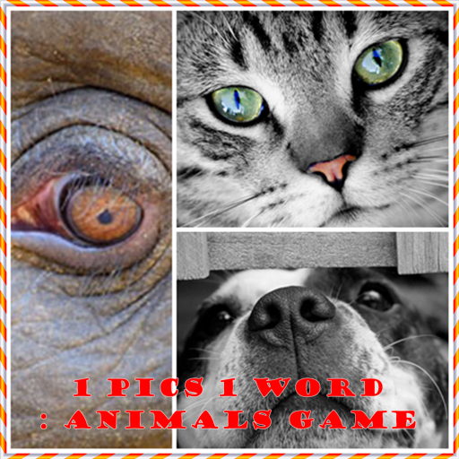 1 Pics 1 Word: Animals Game
