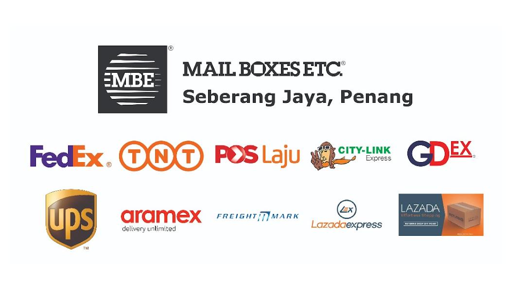 Mail Boxes Etc- MBE Seberang Jaya (FedEx, TNT, UPS, Aramex
