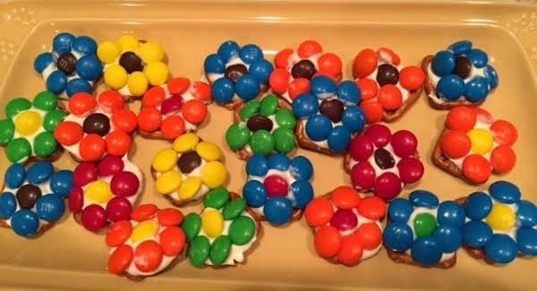M&m Flowers Recipe