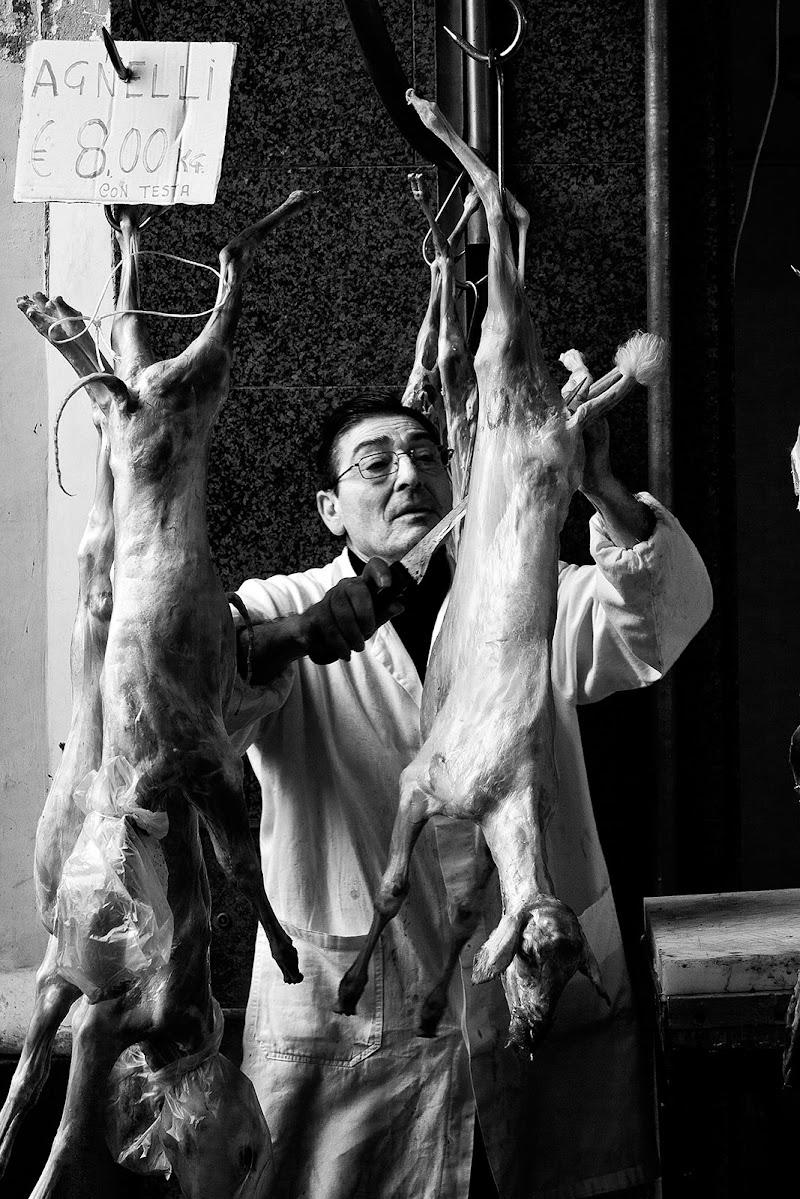 al mercato di Catania di faranfaluca