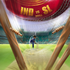 India vs Sri Lanka 2016 Game icon